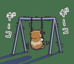 Fat hamster...2 sticker #9135799