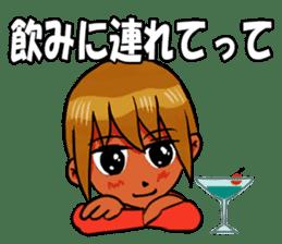 Genki boy AKIRA sticker #9137425