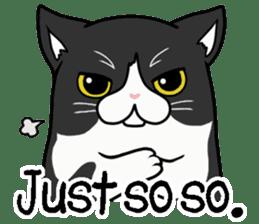 Ratchet-mouthed Mink sticker #9147956