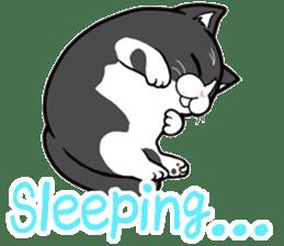Ratchet-mouthed Mink sticker #9147960