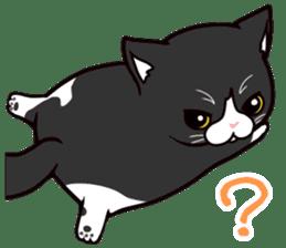 Ratchet-mouthed Mink sticker #9147978