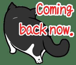Ratchet-mouthed Mink sticker #9147987