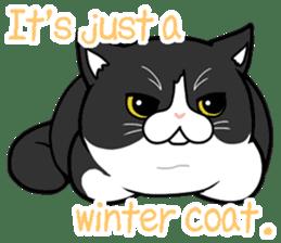Ratchet-mouthed Mink sticker #9147989