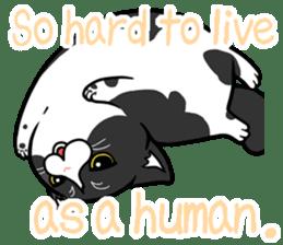 Ratchet-mouthed Mink sticker #9147990
