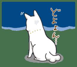 """Ladylike dog girl """"Namikoro2"""" sticker #9148401"""