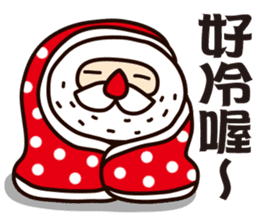 Merry Christmas and Happy New Year ! sticker #9156755