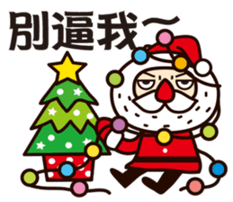 Merry Christmas and Happy New Year ! sticker #9156765