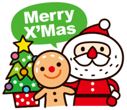 Merry Christmas and Happy New Year ! sticker #9156772