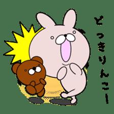 Nationally rabbit sometimes bear today.2 sticker #9162928