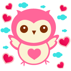 Cute Owl HOOPI's Daily Life