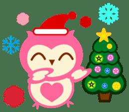 Cute Owl HOOPI's Daily Life sticker #9163178