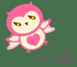 Cute Owl HOOPI's Daily Life sticker #9163186