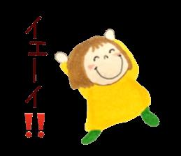 Hapihapichan sticker #9165207