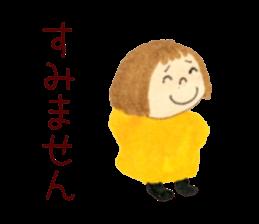 Hapihapichan sticker #9165219
