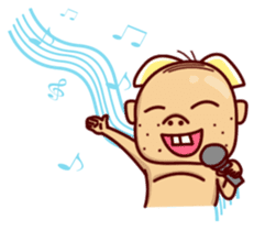 Uncle Ugly sticker #9165944