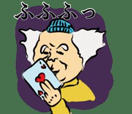 ikeike-zi-chan&mago sticker #9168074