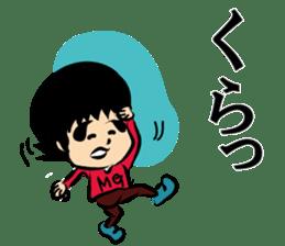ikeike-zi-chan&mago sticker #9168091
