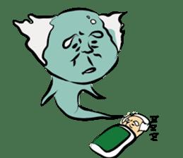 ikeike-zi-chan&mago sticker #9168107