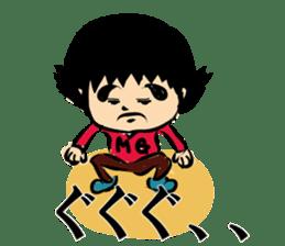 ikeike-zi-chan&mago sticker #9168109
