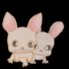 Okayu & Pea-kichi
