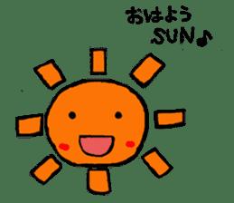 feeling of sky sticker #9171792