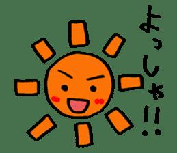 feeling of sky sticker #9171818