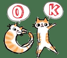 JOY STAR O-cat sticker #9178927
