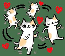 JOY STAR O-cat sticker #9178941