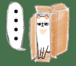 JOY STAR O-cat sticker #9178952