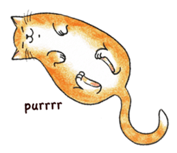 Jaffa Cat sticker #9183369