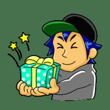 Little Cool Boy sticker #9189400