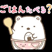 สติ๊กเกอร์ไลน์ Sumikko Gurashi Family Stickers 2