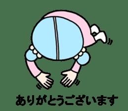 Kei-chan. Honorific sticker. sticker #9195220