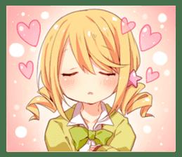The Kansai dialect girl sticker #9196165