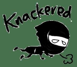 Kawaii Ninja sticker #9196924