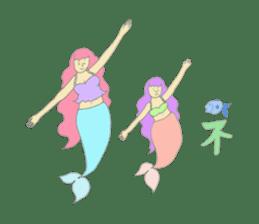 More Little Mermaid 2 sticker #9203132