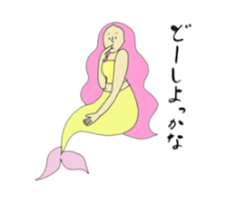More Little Mermaid 2 sticker #9203138