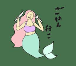 More Little Mermaid 2 sticker #9203139