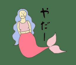 More Little Mermaid 2 sticker #9203147