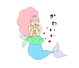 More Little Mermaid 2 sticker #9203151