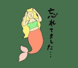 More Little Mermaid 2 sticker #9203156