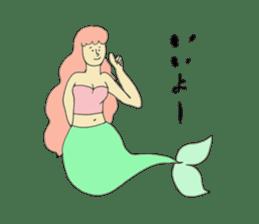 More Little Mermaid 2 sticker #9203159