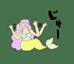More Little Mermaid 2 sticker #9203167