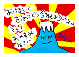 Colorful girl with happy friends Part2 sticker #9205057