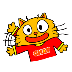 Chat in English with TBS CatChat!