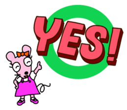 Chat in English with TBS CatChat! sticker #9205211