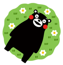 Kuma-mon (Useful stickers) sticker #9219046