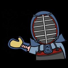 KENDO Samurai Boy 3