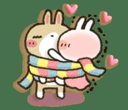 Best Couple 3 sticker #9224128