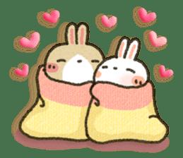 Best Couple 3 sticker #9224143